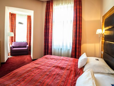 EA Hotel Sonata**** - double room with extra bed