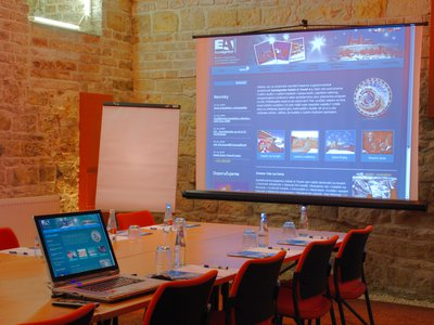 EA Hotel Sonata**** - conference hall, projection screen