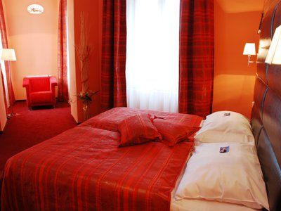 EA Hotel Sonata**** - double bed room